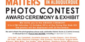 This Place Matters Photo Contest